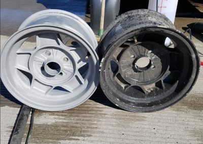 before & after wheels